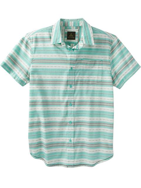 Prana M's Tamrack SS Shirt Bora Bay
